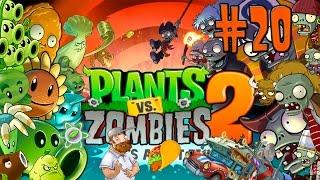 ¡Benditas plantas mejoradas! | Plants vs Zombies 2: It