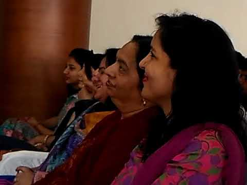 Wellness Workshop based on Neurotherapy at Ranchi, Jharkhand by Acharya Ram Gopal Dixit
