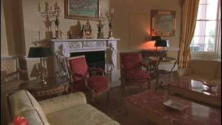 A Tour of the White House: The Second Floor Rooms of the White House