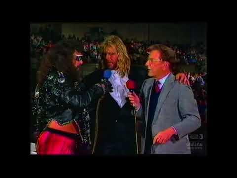 NWA Pro Wrestling | Sign Off | 1990