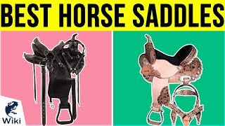 8 Best Horse Saddles 2019