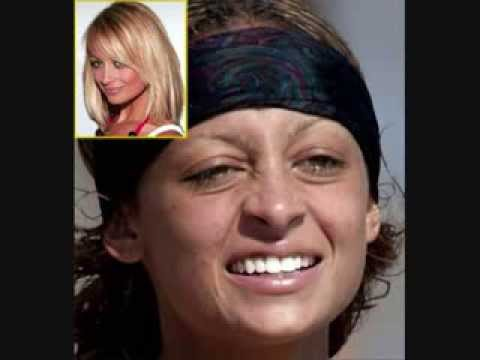 Ugly Celebrities Without Makeup Youtube