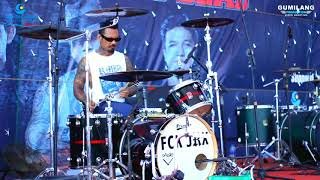 SID INTRO + KETIKA SENJA LIVE JEPARA ROCK CITY