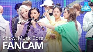 Download lagu [예능연구소 직캠] Hwasa - twit, 화사 - 멍청이 No.1 encore ver. @Show Music core 20190316 MP3