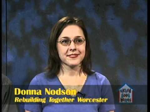 Wicked Good Homes: Rebuilding Together Worcester