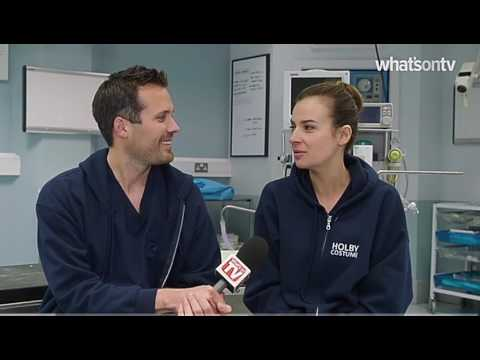 Whatsontv Interview    James Anderson & Camilla Arfwedson    Zollie Engagement And Wedding
