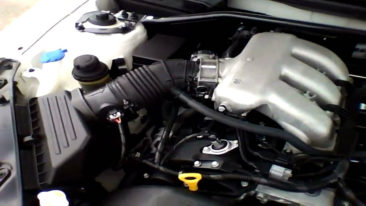 2010 Hyundai Genesis Coupe 3.8L V6 Start Up U0026 Rev With Exhaust View   6K