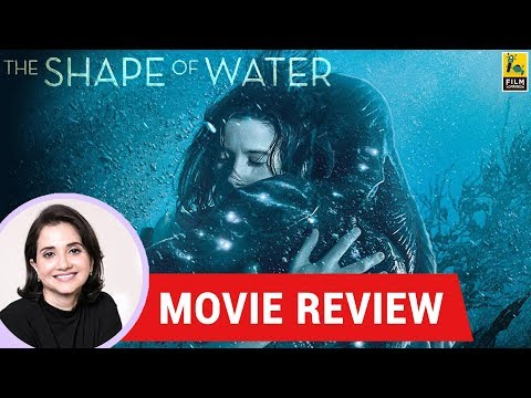 Anupama Chopra's Movie Review of The Shape of Water | Sally Hawkins | Octavia Spencer