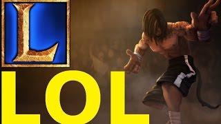 Lee Sin WTF KILL - League of Legends