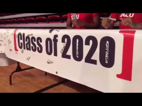 2016 Move-In Day at California University of Pennsylvania