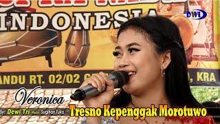 Tresno Kepenggak Morotuwo -   Veronica  //  Supra Nada Live Sugihan Tuko