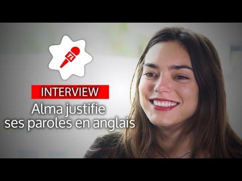 Alma (Eurovision 2017) justifie les quelques paroles en anglais de Requiem