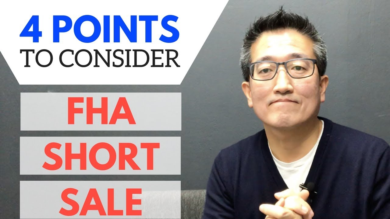 Four Points To Consider For A FHA Short Sale In NJ And NY