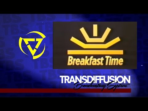 ★ BBC-1 first Breakfast Time | Monday 17 January 1983