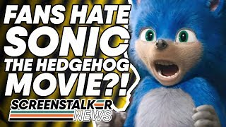 Fans HATE Sonic The Hedgehog Movie?! Chucky/Toy Story CROSSOVER?! | ScreenStalker Movie News