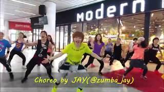 Pica(Deorro, Henry Fong &amp Elvis Crepo) Zumba Korea TV