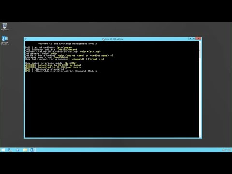 The top five PowerShell commands for Exchange - BRK2441