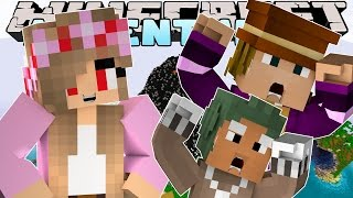 Minecraft-Little Kelly Adventures-EVIL LITTLE KELLY CAPTURES WILLY WONKA w/Little Carly.