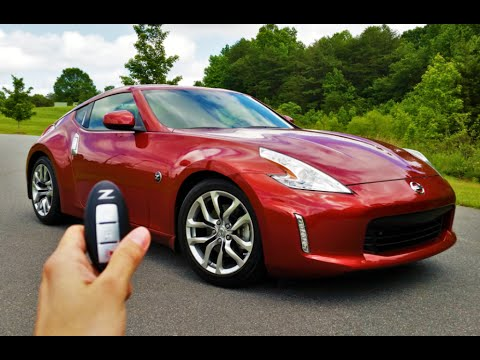 Great 2014 Nissan 370Z: Start Up, Exhaust, Test Drive And Review