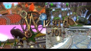 Categorias de vídeos wizard101 test realm