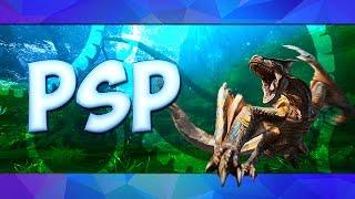 Monster Hunter Freedom Unite PSP PPSSPP PAL 30FPS [Test 01] FR