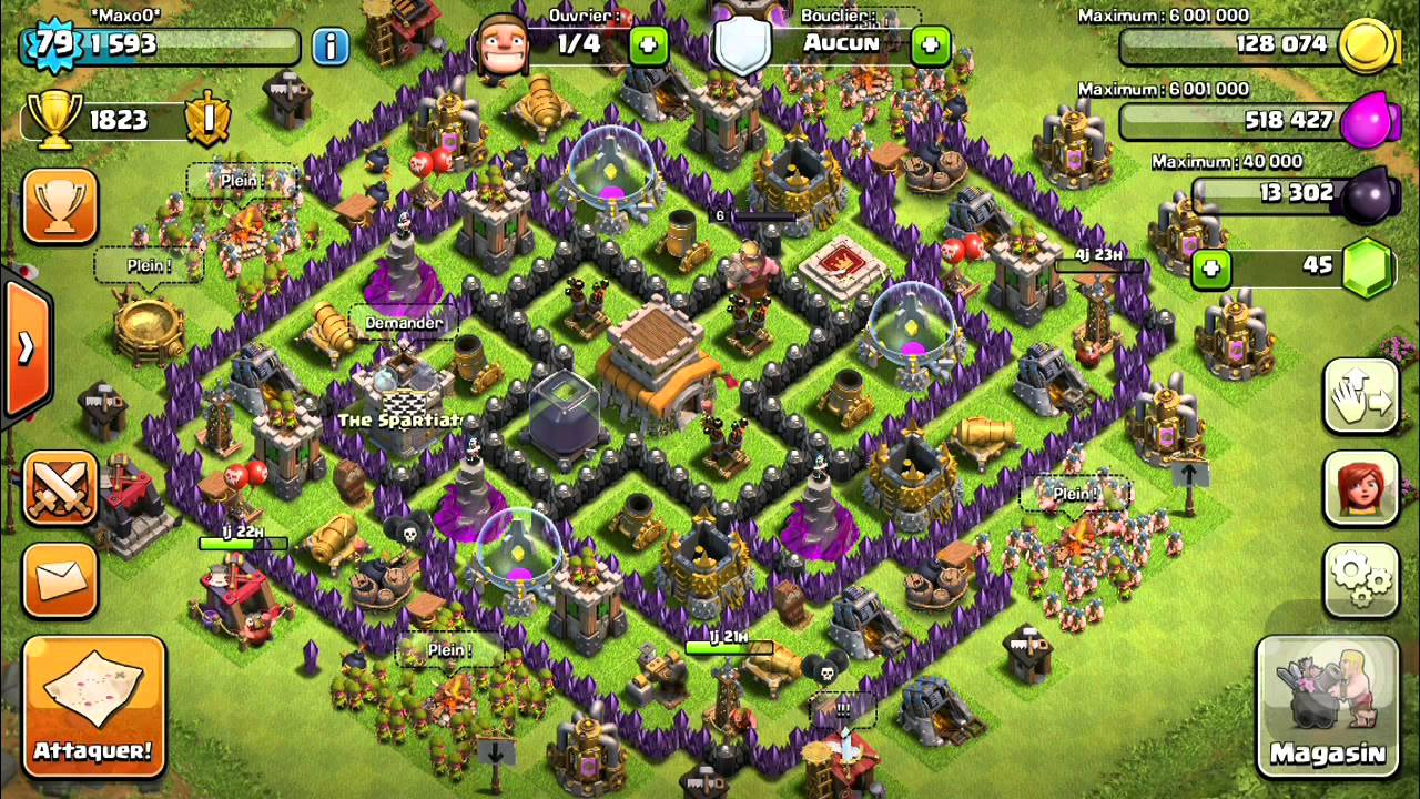 Village hdv 8 rush