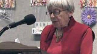Ursula K. Le Guin - Reading from her new novel, LAVINIA
