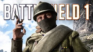 ROAD TO MAX RANK | Battlefield 1 | PS4 Pro | 1080p 60fps