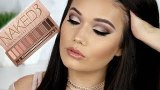 Chit Chat + Naked 3 Palette Tutorial | THROW BACK THURSDAY