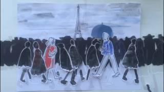 Мультфильм Париж, я люблю тебя