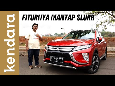 Mari Berkendara: Mitsubishi Eclipse Cross 2019 | Review | Kendara