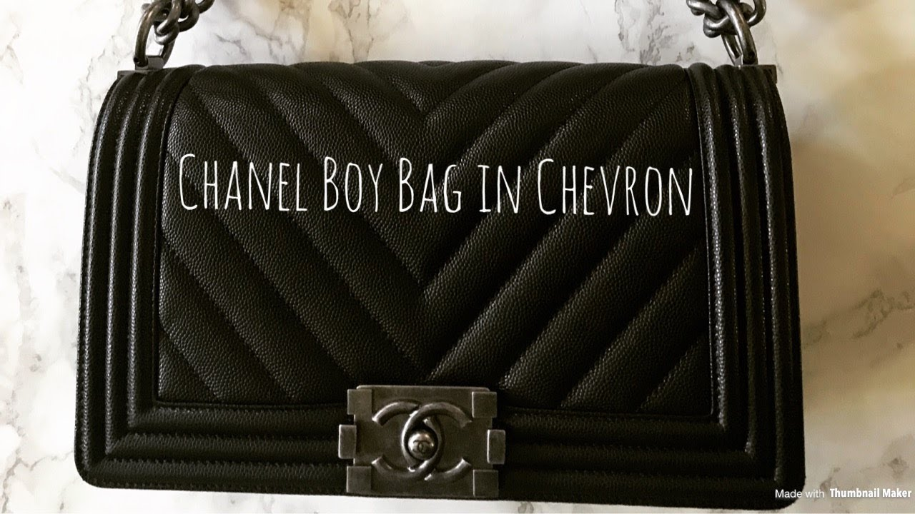 cd29699d3deae Chanel Boy Bag Review   how to store it!
