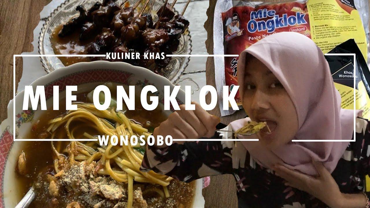 Makanan Khas Wonosobo Dieng Jawa Tengah Terbaru 2020