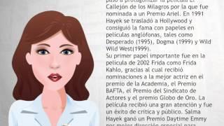 Salma Hayek - Wiki Videos