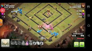 Th12 3 Star Attack versus Filipino Clan