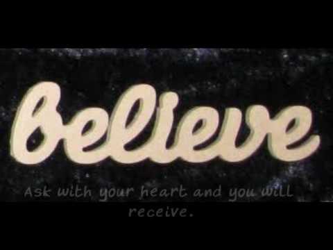 Believe - April Rose (With Lyrics)