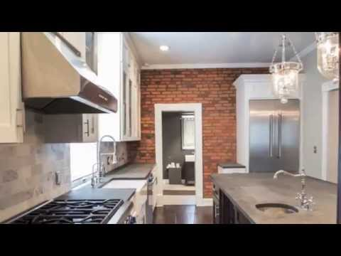 Kitchen Cabinets Installation and Remodel in Columbus Ohio German Village