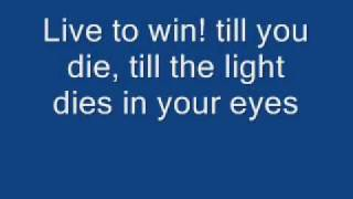 live to win lyrics