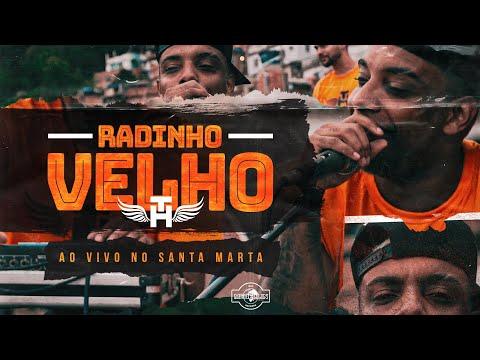 MC TH - Radinho Velho (Ao Vivo no Santa Marta)