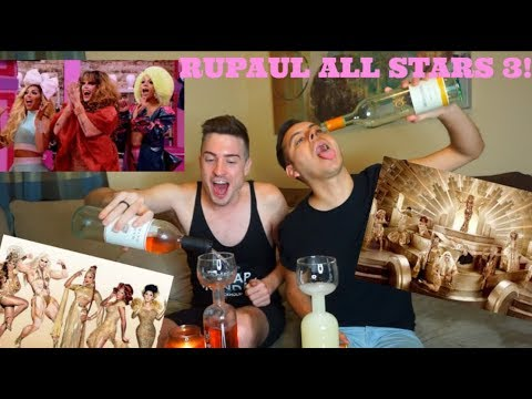 Rupaul's Drag Race All Stars Season 3 Episode 1 {REACTION}
