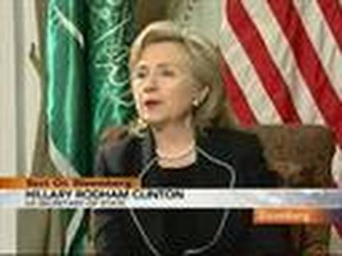 Clinton Says Internet Freedom Part of Foreign Policy: Video