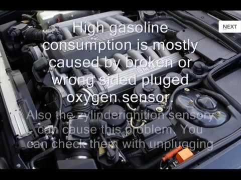 BMW E32 E31 750 i 850 i repair manual Tips