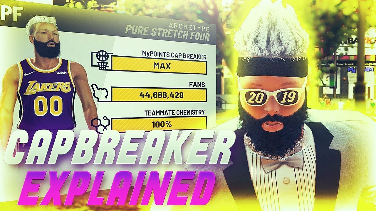 99 Overall GUIDE on How Many BARS/CAP BREAKERS FOR EVERY ARCHETYPE! NBA 2K19