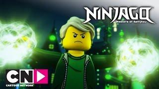 Ниндзяго | Проклятый мир, часть 1 (эпизод целиком) | Cartoon Network