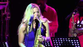 "Candy Dulfer performs ""Hey Now"" aboard The Smooth Jazz Cruise 2013"