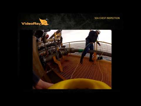 ASAKUA VideRay - Inspection Tasks to Reduce Downtime Offshore with a VideoRay Pro 4 ROV System
