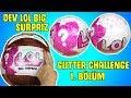 LOL Sürpriz DEV Yumurtası Özel Bebekler Challange Challenge Bidünya Oyuncak mp3