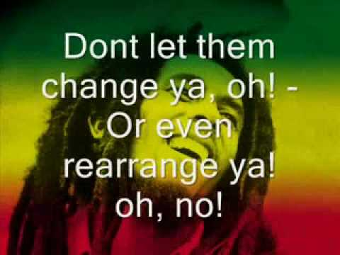 Bob Marley - Could you be loved    Lyrics.flv