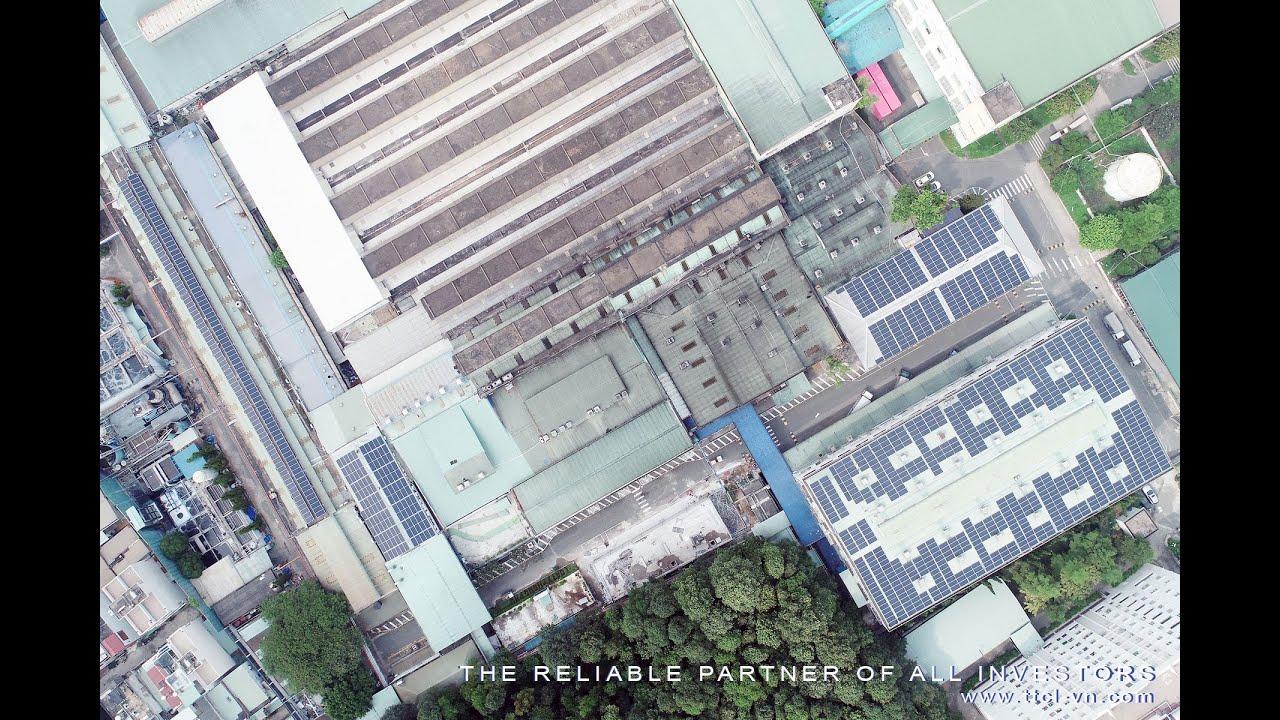 Dự án Điện Mặt Trời  COATS PHONG PHÚ