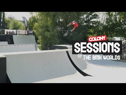 Here's some highlights of the crew at this years BMX Worlds in Cologne Germany. Watch Chris James and Paulo Sacaki hit the dirt whilst Clint Millar, Jayden ...